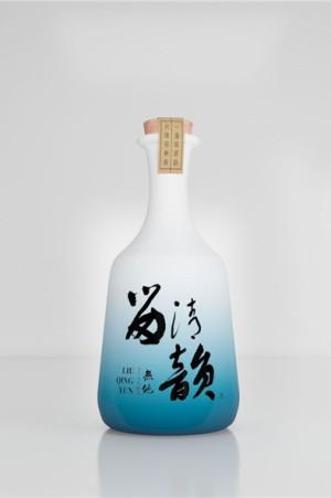 【白酒包装设计】 酒水包装盒印刷制作 啤酒葡萄酒盒酒瓶设计