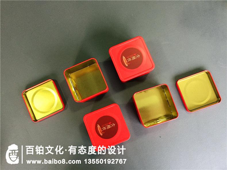 """""""茶叶包装设计能不能做得有逼格些? 罐装茶叶盒?""""-""""不能!"""""""