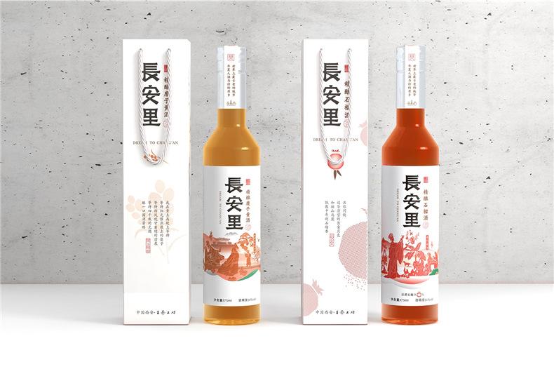 成都包装设计公司-一套酒水品牌包装设计案例赏析