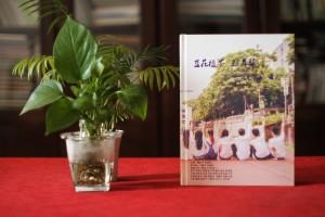 大学毕业校园纪念册-记录大学四年成长的同学录相册设计-留念影集