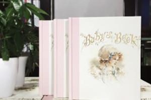 可书写亲子幼儿书-宝宝成长纪录册-欧式浪漫少女