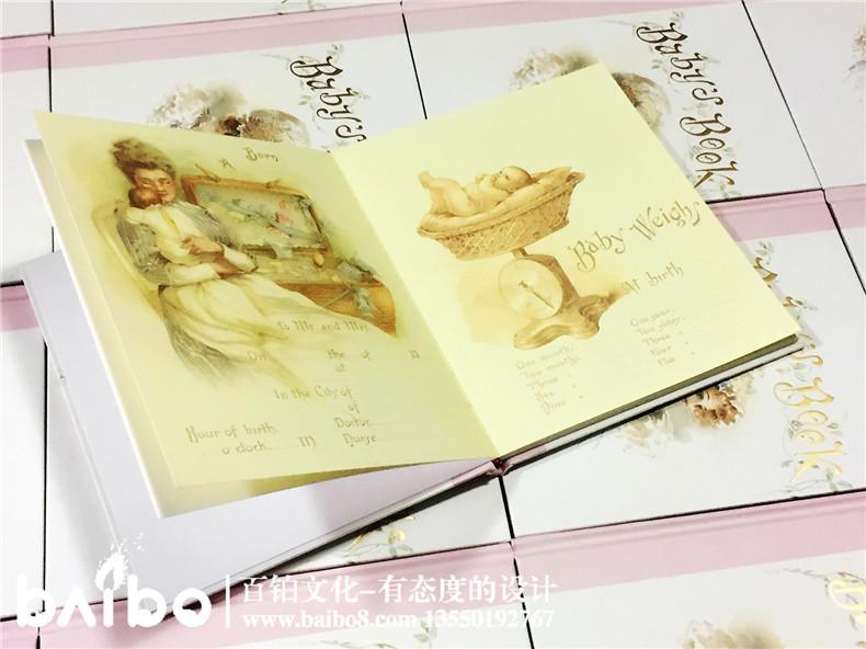 可书写亲子幼儿书_宝宝成长纪录册_欧式浪漫少女