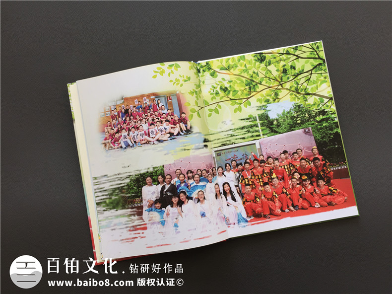 小学毕业班纪念照做相册,内容搞笑活跃怎么设计-成都实小战旗分校