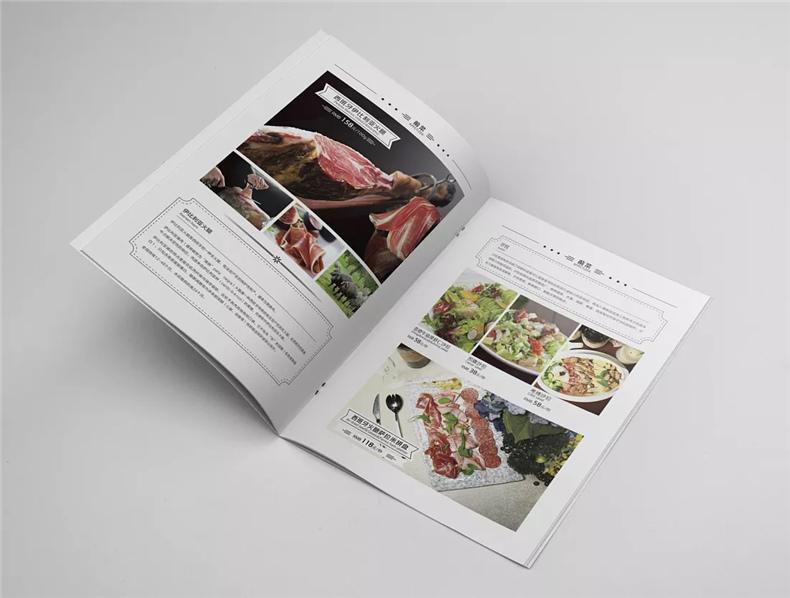哪里可以设计制作菜谱-菜单印刷制作哪家好