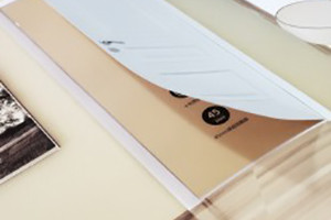 天e木门产品精装画册制作-成都精装书设计
