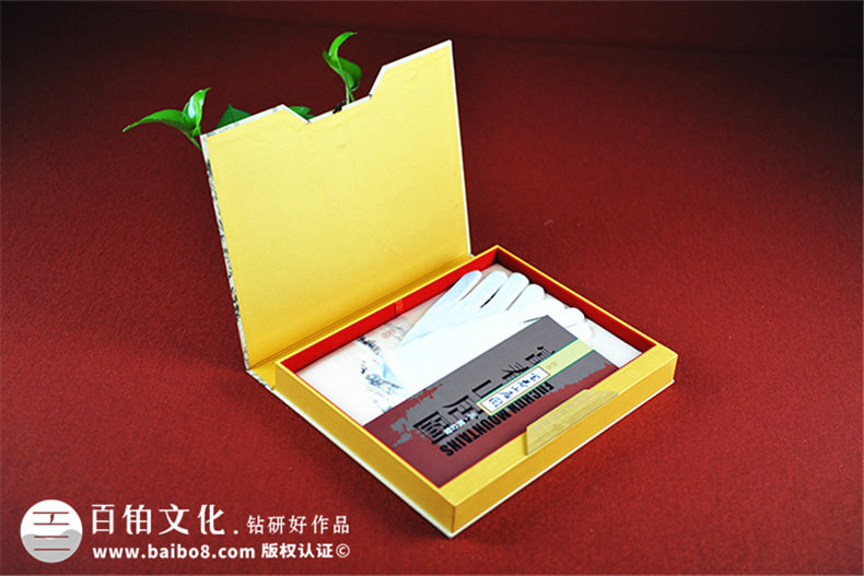 《富春山居图》书籍精美装订-成都精装书印刷装