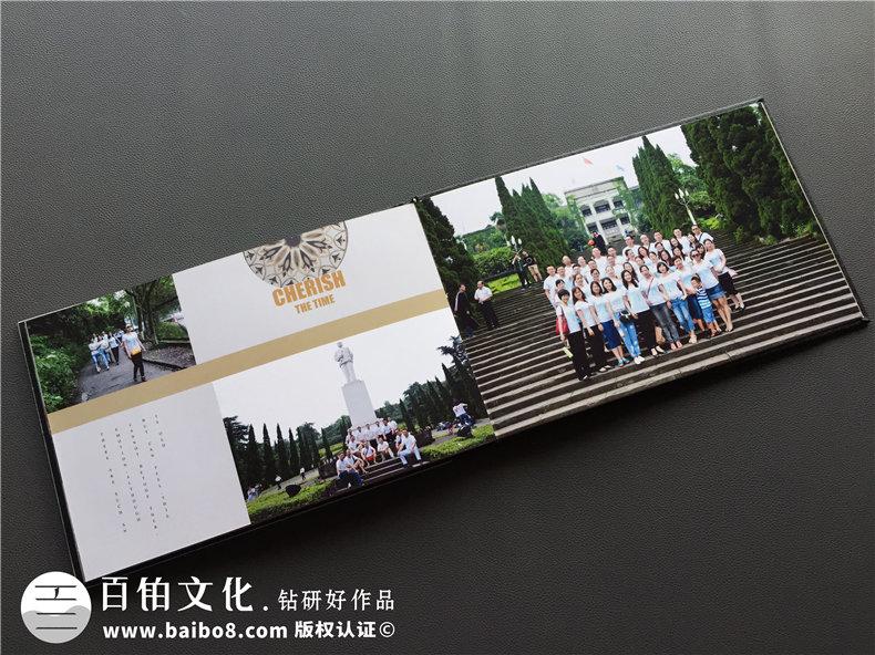 毕业十周年同学聚会纪念册做成水晶相册好看么?欧美风格同学录案例