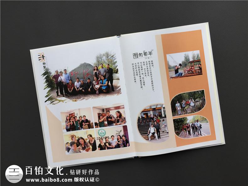 林翰干校毕业30周年|同学聚会纪念册设计|相册制