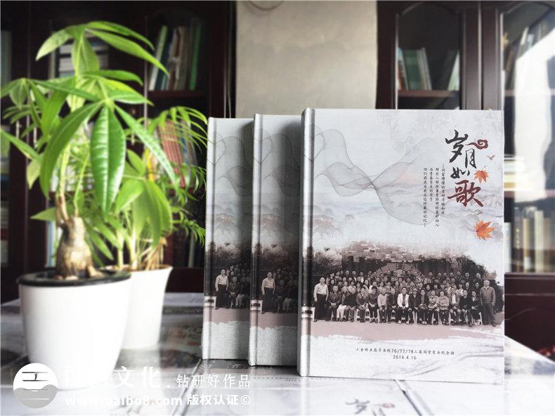 如何制作聚会纪念册_小金林业子弟校毕业40周年