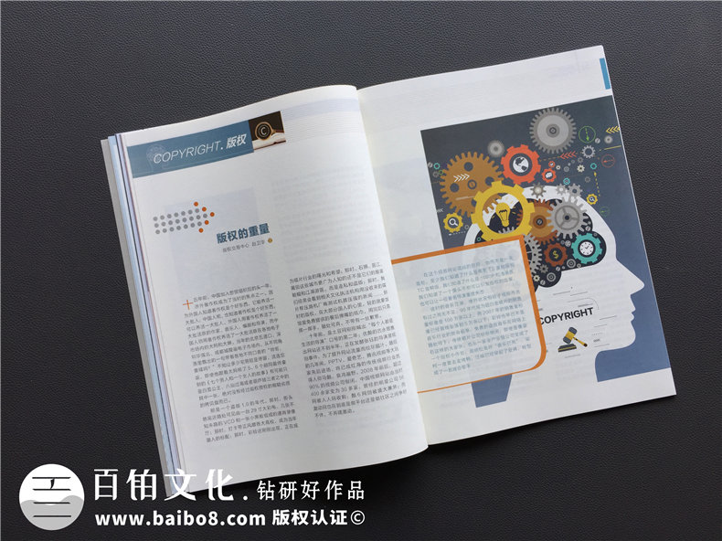 【杂志排版】 企业内刊版式设计 公司期刊杂志设计