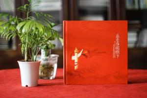 四川省优秀干部培养计划-培训纪念册设计制作