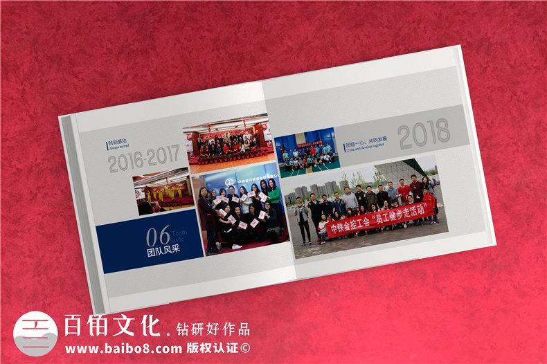 怎么策划企业纪念册内容-一套企业周年庆纪念册设计的方案第8张-宣传画册,纪念册设计制作-价格费用,文案模板,印刷装订,尺寸大小