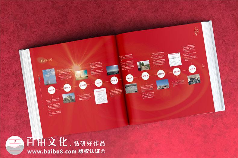企业年会纪念册制作-为企业周年庆设计纪念册的那些事第5张-宣传画册,纪念册设计制作-价格费用,文案模板,印刷装订,尺寸大小