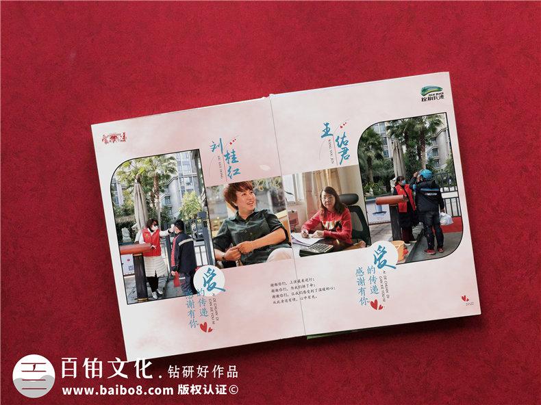 设计制作一份抗疫英雄事迹宣传册-社区物业疫情防控期间的图片影集