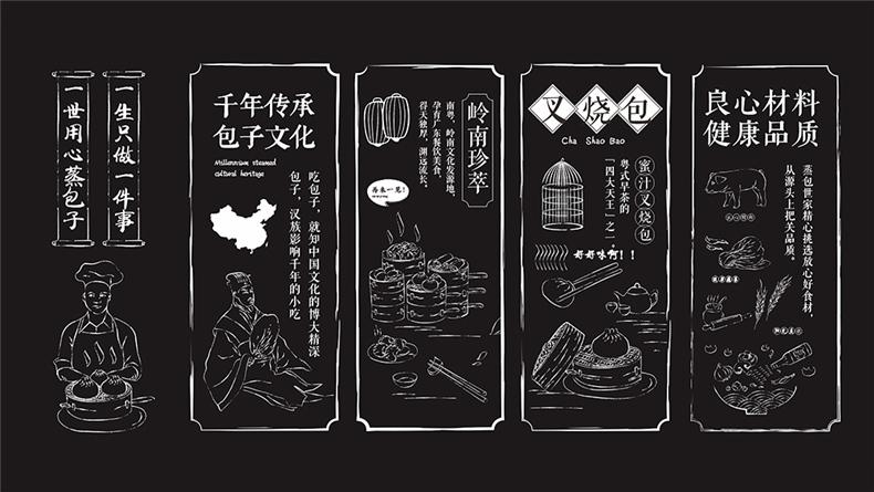 餐厅怎么推广餐饮产品-餐饮vi设计这样设计方式多第2张-宣传画册,纪念册设计制作-价格费用,文案模板,印刷装订,尺寸大小
