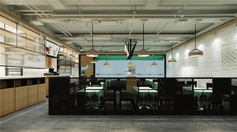 精品餐饮店铺vi设计案例 餐饮行业vi及品牌设计打造特色店铺