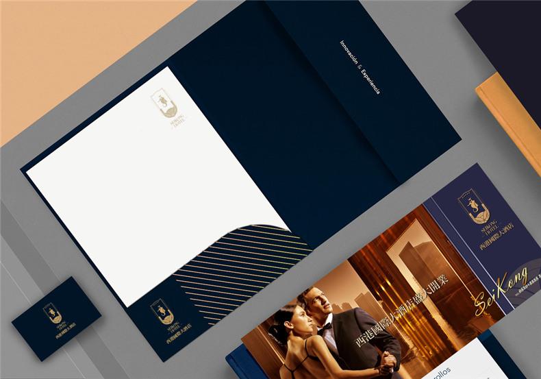 五星级酒店vi设计公司-讲解高端酒店品牌形象策划方案内容是怎样的