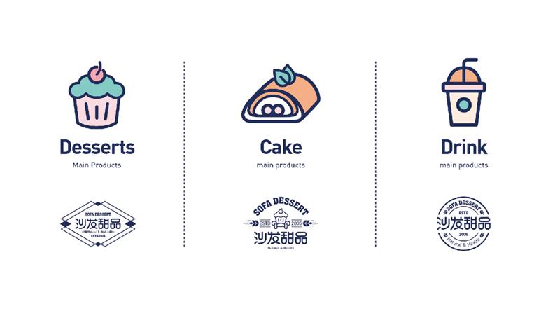 蛋糕店产品预定三折页怎么设计