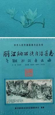 丽江纳西族自治县志-成都地方志鉴制作