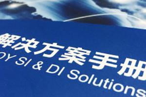 信息技术解决方案手册-成都公司方案策划书制作