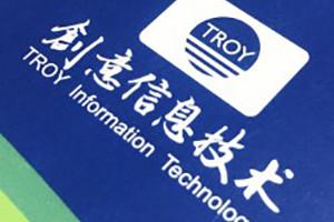 高新信息技术企业宣传画册设计制作-公司画册印刷