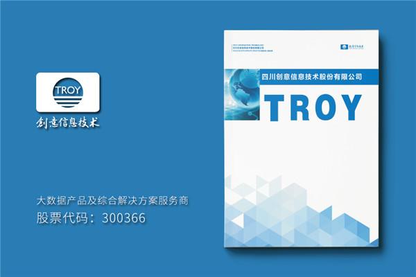 创意信息技术-企业宣传画册定制-公司形象画册