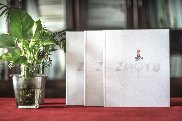 建筑公司宣传册设计案例-工程施工企业画册排版