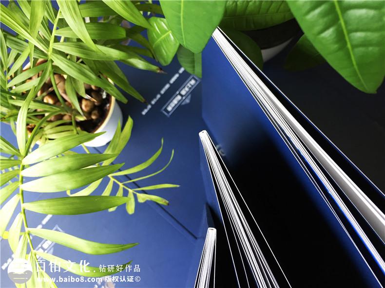 「案例」电商平台企业宣传画册设计-如何制作互联网公司产品宣传册