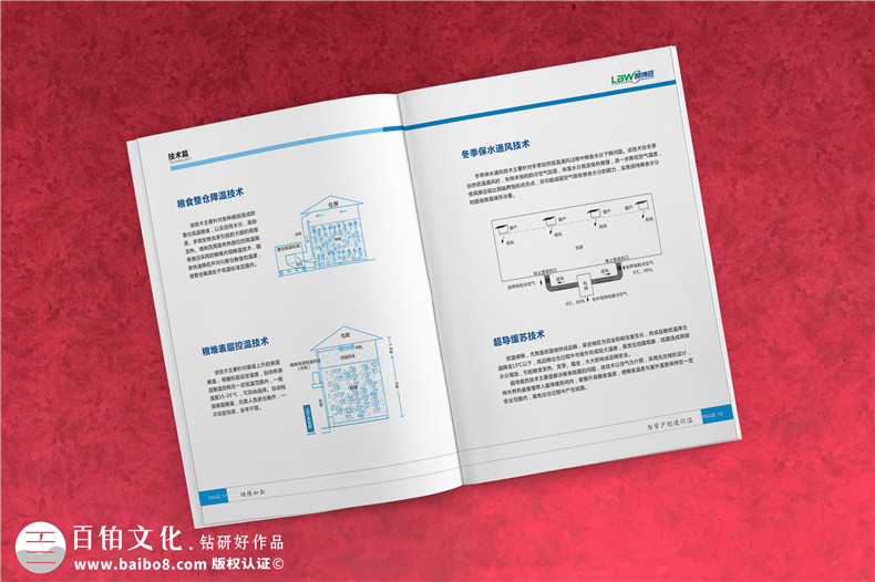 宣传册封面和企业画册封面设计是如何炼成的