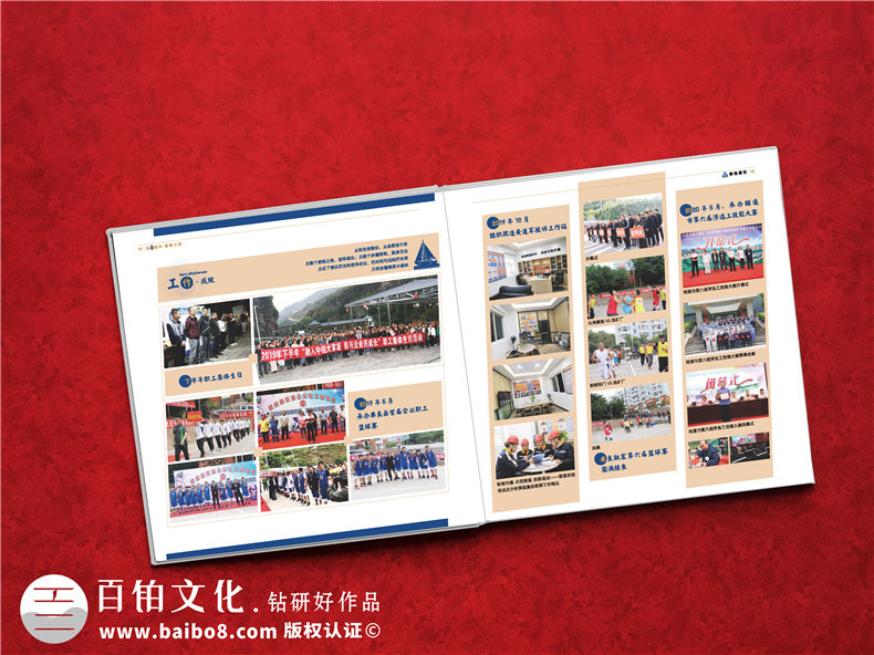纪念册设计-现代时尚的纪念册外观设计第4张-宣传画册,纪念册设计制作-价格费用,文案模板,印刷装订,尺寸大小