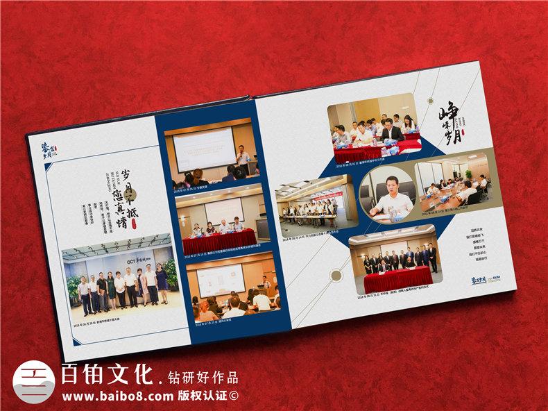 领导升职相册-记录领导工作生活的周年纪念画册
