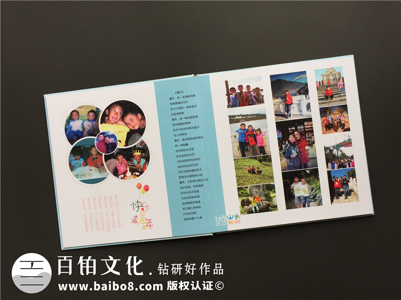 中学生成人仪式纪念画册-用相片制作十八岁生日礼物像册,哪种好些?