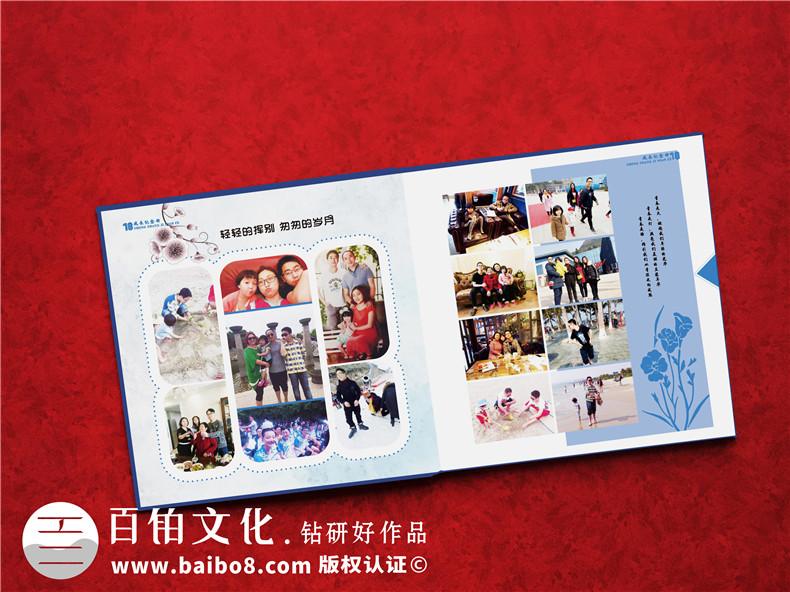 怎么做记录从0/1岁到18岁的纪念画册-送儿子或女儿生日的电子相册