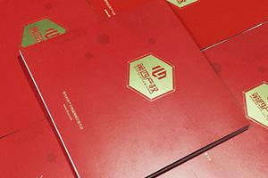 金融公司画册设计 金融行业宣传册设计要怎么做才好呢?