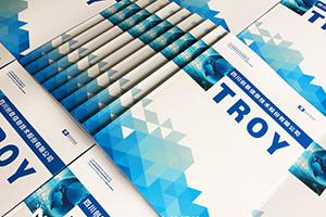 宣传册设计 制作专业的企业宣传册有方法 坚持增强营销效益的设计!
