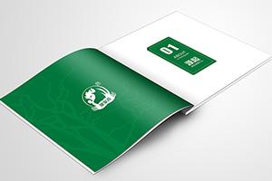 农产品宣传册设计 欣赏农产品宣传册图片分析农产品企业设计特点