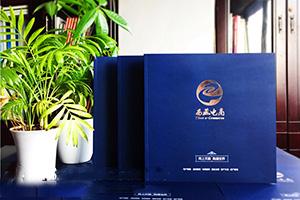 互联网行业科技公司、网络公司画册设计方法 有创意有画面!
