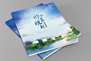 景区旅游手册设计-做旅游景点宣传画册-旅游攻略手册