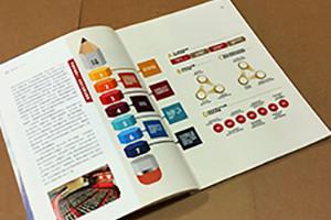 企业期刊设计 成都设计公司是如何制作企业期刊