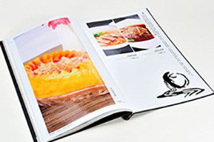 菜谱设计技巧 怎么制作一本菜谱菜单画册