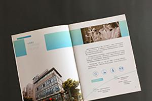 科技检测行业的企业画册如何制作 促成粮食安全保障