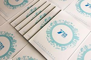 水利环境、公共设施管理行业画册设计 水利管理、生态保护企业画册设计