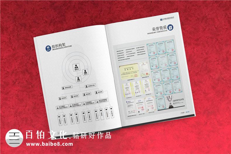 法制宣传册的设计内容