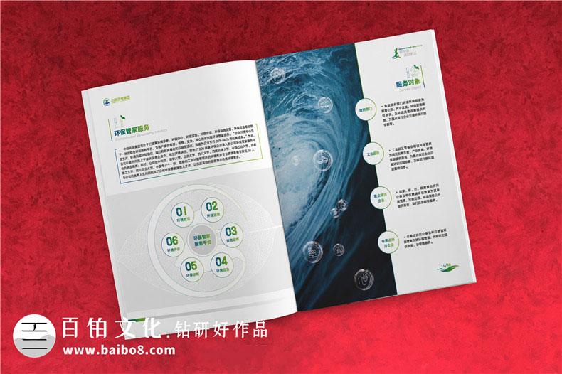 环保公司产品宣传手册怎么做